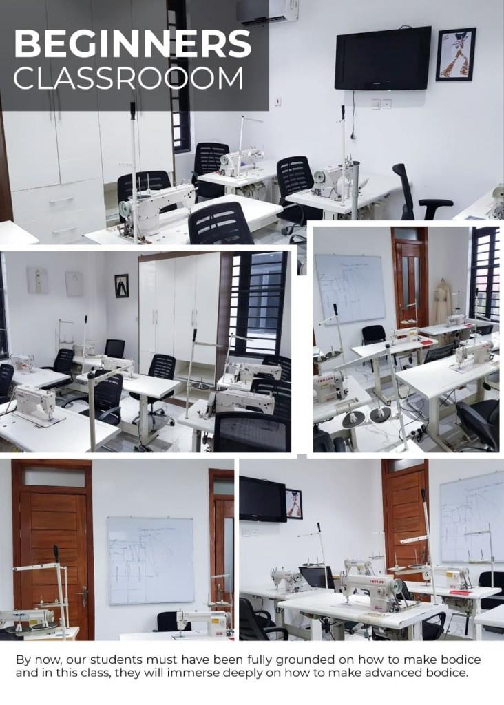 beginners classroom