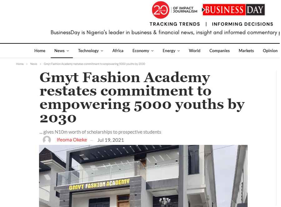 5000 YOUTHS BY 2030