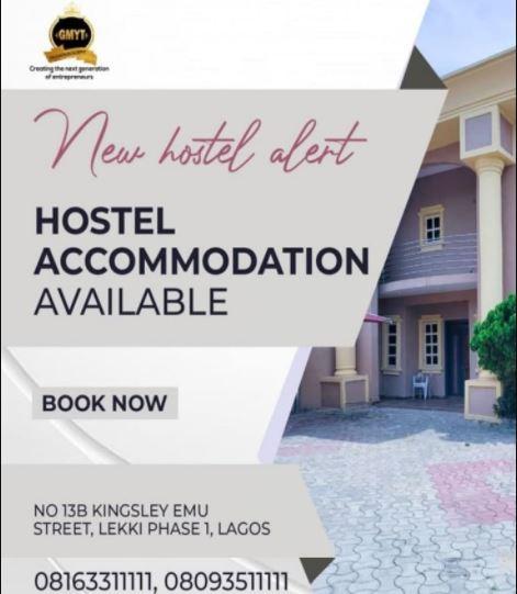 new hostel