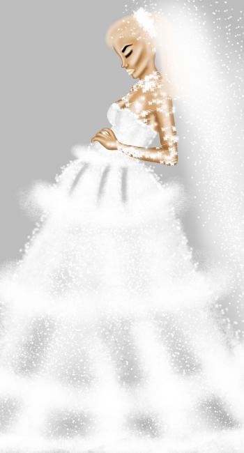 pregnant bride4